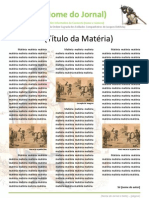 00 - Modelo Jornal