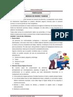 manual panadería y pastelería Juan Carlos