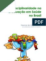 CAPES Interdisciplinaridade em Saúde 2012