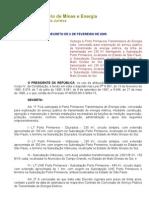 Decreto de 2-2-2005b