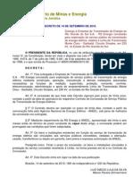 Decreto de 14-9-2010 - RS Energia