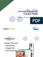 Amazon Associates - Affiliate Summit West (2009)