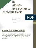 ind rel & lab law