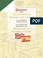 diccionario de calzado español - ingles