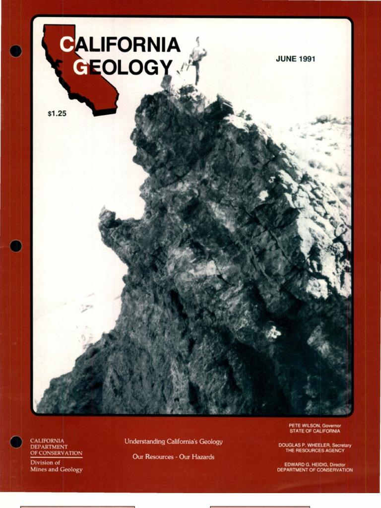 Fort Irwin Mines | Clastic Rock | Rock (Geology)