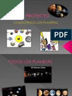 Proyecto Conociendo Los Planetas Tecnologias
