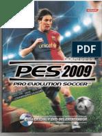 Guia Pes 2009 (PC,PS3,XBOX) por DE0A24