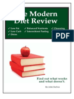 The Modern Diet Review