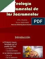 1Teologia Fundamental de Los Sacramentos
