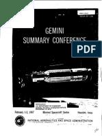 Gemini Sumary Conference