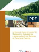 4d83cbafeb6df Certificacion de Cadena de Custodia FSC