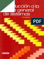 Introduccion a La Teoria General de Sistemas (Oscar Johansen)