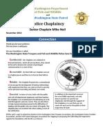 Chaplaincy Newsletter 11.2012