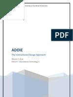 ADDIE Overview