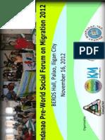 Processed Proceedings of WSFM_Mindanao Proces_Iligan City