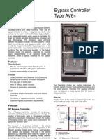 HP & LP Bypass System - Steam Turbine Power Plant