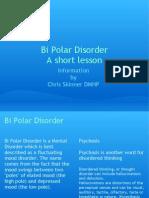 Bi Polar Disorder Short