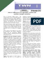 Third World Network – Doha Update #8