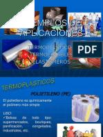Ejemplos de Plásticos