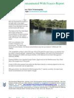 River Nile Contaminated With Faeces