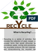 Recyle Process