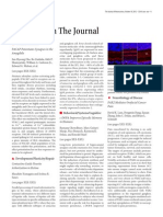 PTSD Neuroscience Journal October 10, 2012