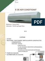 Sisteme aer conditionat