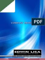 Edwin Lisa Company