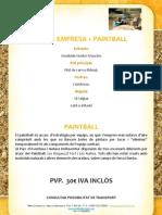 Dinar Empreses+Paintball 2012
