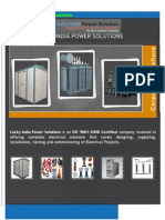 LuckyIndiapowerSolutions Catalogue