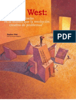 "Revista ""Harvard Deusto Business Review"" (Enero 2009). Harry West"