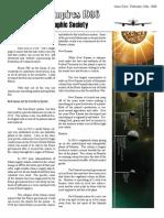 RocketShip RPG Newsletter Zero