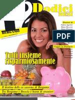 12 Mesi - BERGAMO - Novembre 2012