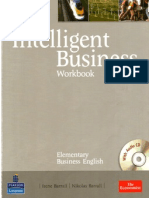 Intelligent Business Elementary WB