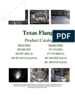 Flanges Texas Catalog