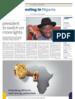Investing in Nigeria