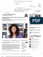 Judy Shalom-Nir-Mozes_ When Likud Politics and UNICEF CollideIsrael News - Haaretz Israeli News Source