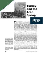 Turkey Arab Spring