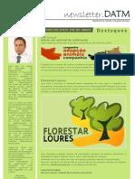 Newsletter do Departamento de Ambiente e Transportes Municipais