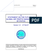 IFATCA Future ATM Statement v1.01