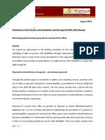 Legal Aid Bill 2012 Paper 3