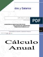 Calculo Anual Sueldos1.Ppt