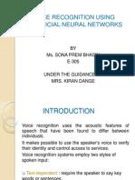 Voice Recog