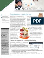Member Circle, November 2012 Newsletter