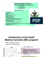 Cannafest 2012 - Medical Cannabis in Israel v6[1]