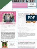 Gazette du P'ASS