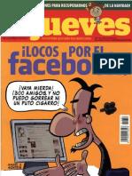 Facebook y El Jueves.[1]