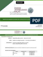 Impactos do orçamento de estado ao nível do IRC e da contabilidade (o IVA de Caixa)