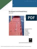 Human Cost of Somali Piracy