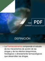 P Farmacodinamia